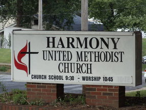 Harmony United Methodist Church in Saint Louis,MO 63114