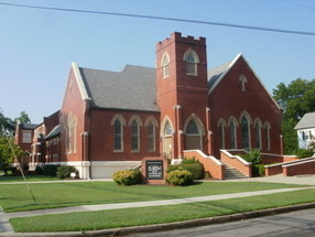 Hertford United Methodist Church in Hertford,NC 27944