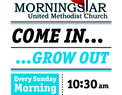 Morningstar United Methodist Church in Charlotte,NC 28278