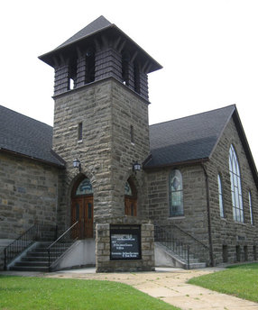 United Methodist Church of Mantua