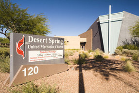 Desert Spring United Methodist Church in Las Vegas,NV 89144