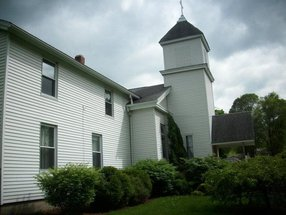 Bishopville United Methodist Church in Arkport,NY 14807
