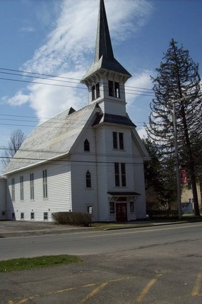 First United Methodist Church of Unadilla NY