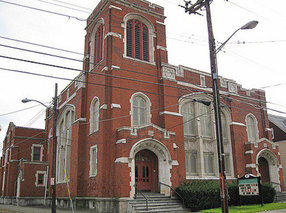 Centenary Chenango Street United Methodist Church in Binghamton,NY 13901
