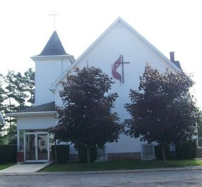 Middle Point United Methodist Church in Middle Point,OH 45863