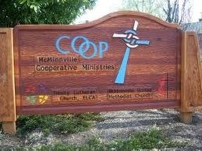 McMinnville United Methodist Church - Cooperative Ministries