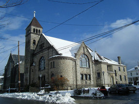 First United Methodist Church of Carbondale in Carbondale,PA 18407