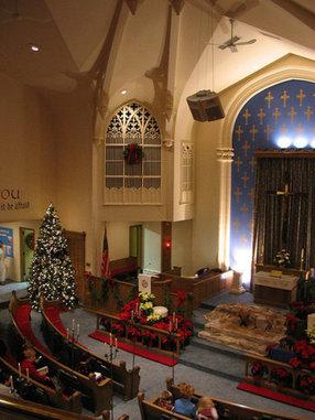 Harris Street United Methodist Church
