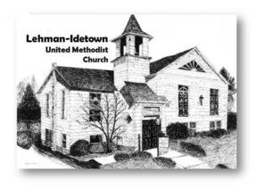 Lehman-Idetown United Methodist Church in Lehman,PA 18627
