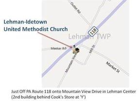 Lehman-Idetown United Methodist Church