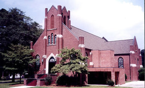Boiling Springs United Methodist Church