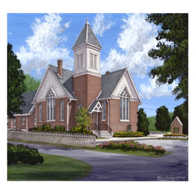 Hillsboro United Methodist Church in Franklin,TN 37064