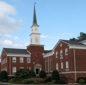Trinity Greeneville United Methodist Church in Greeneville,TN 37745