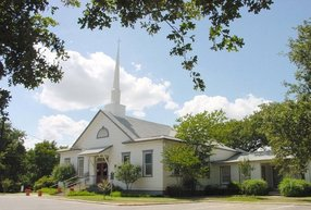 Bosqueville United Methodist Church in Waco,TX 76708