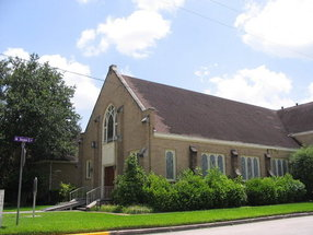 First United Methodist Church of Humble in Humble,TX 77338