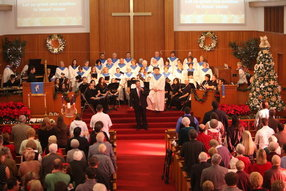 First United Methodist Church of Nederland