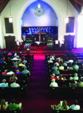 St Mark's United Methodist Church