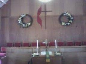Fritch United Methodist Church