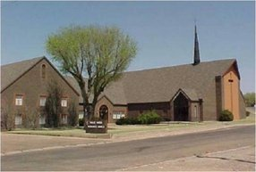 Wesley Borger United Methodist Church in Borger,TX 79007