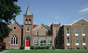 Bridgewater United Methodist Church in Bridgewater,VA 22812