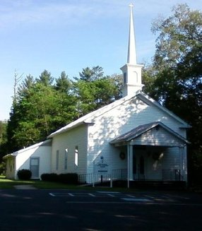 West Augusta United Methodist Church in West Augusta,VA 24486
