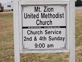 Mount Zion United Methodist Church