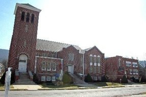 Trinity United Methodist Church in Bluefield,WV 24701