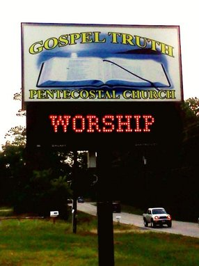 Gospel Truth Pentecostal Church in Spring,TX 77373