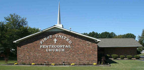 First United Pentecostal Church in Martin,TN 38237