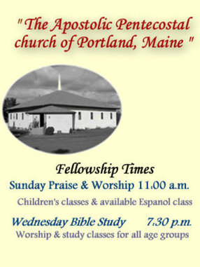 Faith Temple in Portland,ME 2114