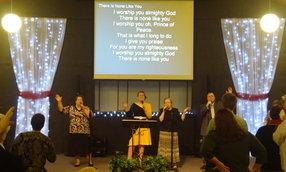 Living Water Apostolic Church