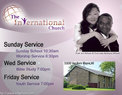 The International Church of Wayne in Wayne,MI 48184
