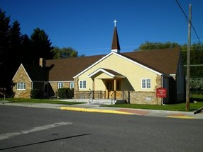 St Paul'S Lutheran Church in Livingston,MT 59047