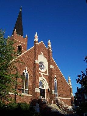 Trinity Lutheran Church in Jenera,OH 45841