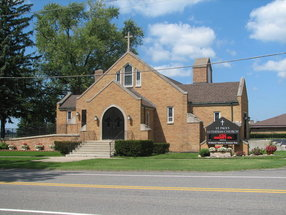 St Paul Lutheran Church in Sodus,MI 49126