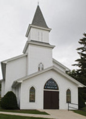 Zion Lutheran Church in Van Dyne,WI 54979