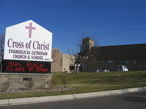 Cross Of Christ Lutheran Church in Coon Rapids,MN 55433
