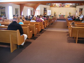 Cross Of Christ Lutheran Church