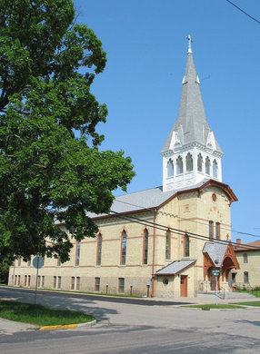 Zion Lutheran Church in Columbus,WI 53925