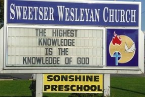 Sweetser Wesleyan Church