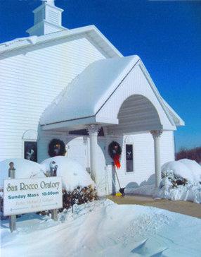 St Rocco Oratory Catholic Church