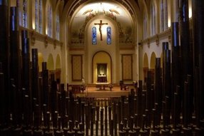 Holy Rosary Catholic Church in Seattle,WA 98116