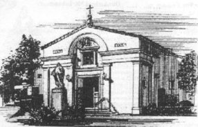 Our Lady of Mt Lebanon Catholic Church in Los Angeles,CA 90048-3313