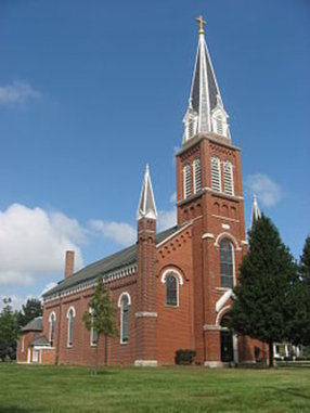 St. Anthony Catholic Church in Cincinnati,OH 45227-1897