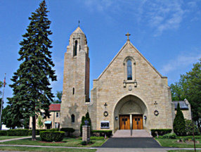 Nativity of The Blessed Virgin Mary Catholic Church in Brockport,NY 14420-1972