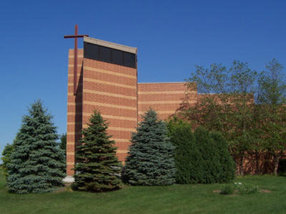 Corpus Christi Catholic Church in Carol Stream,IL 60188-4841