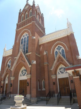 Saint Columbkille Catholic Church in Dubuque,IA 52003-7556