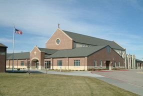 North American Martyrs Catholic Church in Lincoln,NE 68521-5312