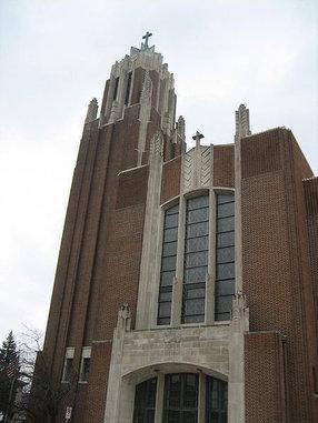 Holy Trinity Catholic Church in Bloomington,IL 61701-3083