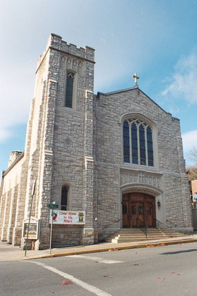 Sacred Heart Catholic Church in Lewistown,PA 17044-1734